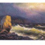 Магдесян Э.Я Морской пейзаж 150x150 - Советские художники и зарубежья