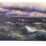Магдесян Э.Я Перед штормом 150x150 - Советские художники и зарубежья