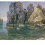 Магдесян Э.Я Скалы на берегу моря 150x150 - Советские художники и зарубежья