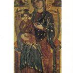 Мадонна с младенцем на троне 2 150x150 - Неизвестные художники