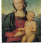 Мадонна с младенцем 150x150 - Неизвестные художники