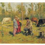 Маковский Владимир Егорови Пастушки 150x150 - Маковский Владимир Егорович