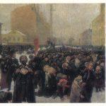 Маковский Владимир Егорови 9 января 1905 года на Васильевском острове 2 150x150 - Маковский Владимир Егорович