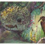 Молотоглав Теневая птица 150x150 - Птицы