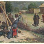 Мревлишвили А.Р Низкий забор 150x150 - Советские художники и зарубежья