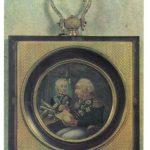 М.И.Кутузов перед портретом А.В.Суворова 150x150 - Неизвестные художники