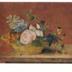 Натюрморт. Цветы 150x150 - Неизвестные художники