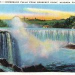 Ниагарский водопад 150x150 - Пейзажи