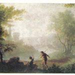 Пейзаж с двумя фигурами 150x150 - Неизвестные художники