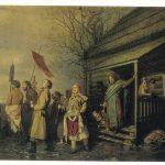 Перов Василий Григорьевич Сельский крестный ход на Пасхе 6 150x150 - Перов Василий Григорьевич