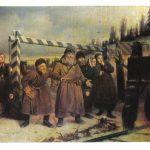 Перов Василий Григорьевич Сцена на железной дороге 1 150x150 - Перов Василий Григорьевич