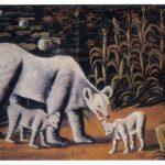 Пиросманашвили Н.А Белая медведица с медвежатами 150x150 - Советские художники и зарубежья