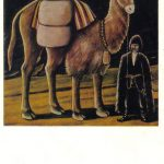 Пиросманашвили Н.А Верблюд со своим хозяином 150x150 - Советские художники и зарубежья
