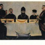 Пиросманашвили Н.А Кутёж 150x150 - Советские художники и зарубежья