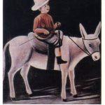 Пиросманашвили Н.А Мальчик на осле 150x150 - Советские художники и зарубежья