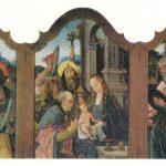 Поклонение волхвов 150x150 - Неизвестные художники