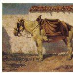 Поленов Василий Дмитриевич Белая лошадка. Нормандия 150x150 - Поленов Василий Дмитриевич