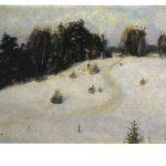Поленов Василий Дмитриевич Зима 150x150 - Поленов Василий Дмитриевич