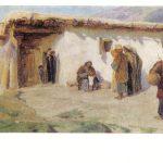 Поленов Василий Дмитриевич Привели детей 150x150 - Поленов Василий Дмитриевич