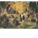 Поленов Василий Дмитриевич Христос и грешница 2 150x150 - Поленов Василий Дмитриевич