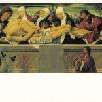 Положение во гроб 150x150 - Неизвестные художники