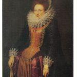 Портрет дамы с веером 150x150 - Неизвестные художники