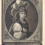 Портрет крепостной актрисы П.И.Ковалёвой Жемчуговой 2 150x150 - Неизвестные художники