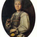 Портрет купчихи Гундоревой 150x150 - Неизвестные художники