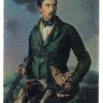 Портрет мужчины в охотничьем костюме 150x150 - Неизвестные художники