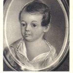 Пушкин ребёнок 150x150 - Неизвестные художники