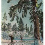 РСФСР. Зимний пейзаж 150x150 - Пейзажи