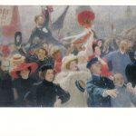 Репин Илья Ефимович Манифестация 17 октября 1905 года 150x150 - Репин Илья Ефимович