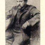 Репин Илья Ефимович Портрет В.А.Серова 150x150 - Репин Илья Ефимович