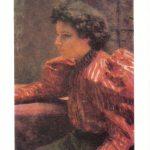 Репин Илья Ефимович Портрет Н.И.Репиной дочери художника 2 150x150 - Репин Илья Ефимович