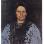 Репин Илья Ефимович Портрет матери 150x150 - Репин Илья Ефимович