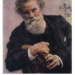 Репин Илья Ефимович Портрет писателя В.Г. Короленко 150x150 - Репин Илья Ефимович