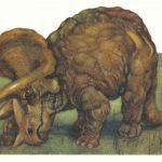 Рогатый динозавр  150x150 - Другие животные