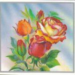 Роза 00165 150x150 - Цветы