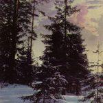 Русская природа. Декабрь 150x150 - Пейзажи