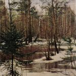 Русская природа. Март 150x150 - Пейзажи