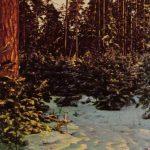 Русская природа. Февраль 150x150 - Пейзажи