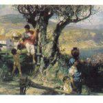 Семирадский Генрих Ипполитович Рим. Деревня 150x150 - Семирадский Генрих Ипполитович