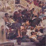 Семирадский Генрих Ипполитович Светочи Нерона. Фрагмент 150x150 - Семирадский Генрих Ипполитович