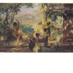 Семирадский Генрих Ипполитович Танец среди мечей 150x150 - Семирадский Генрих Ипполитович
