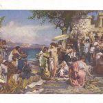 Семирадский Генрих Ипполитович Фрина на празднике Посейдона в Олимпии 150x150 - Семирадский Генрих Ипполитович