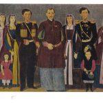 Семья Н.Э.Багратиона Мухранского 150x150 - Неизвестные художники