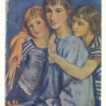 Серебрякова Зинаида Евгеньевна Автопортрет с дочерьми 150x150 - Серебрякова Зинаида Евгеньевна