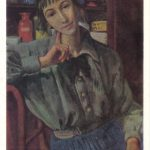 Серебрякова Зинаида Евгеньевна Автопортрет 2 150x150 - Серебрякова Зинаида Евгеньевна