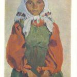 Серебрякова Зинаида Евгеньевна Деревенская девочка 2 150x150 - Серебрякова Зинаида Евгеньевна