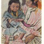 Серебрякова Зинаида Евгеньевна Мать с ребёнком 150x150 - Серебрякова Зинаида Евгеньевна
